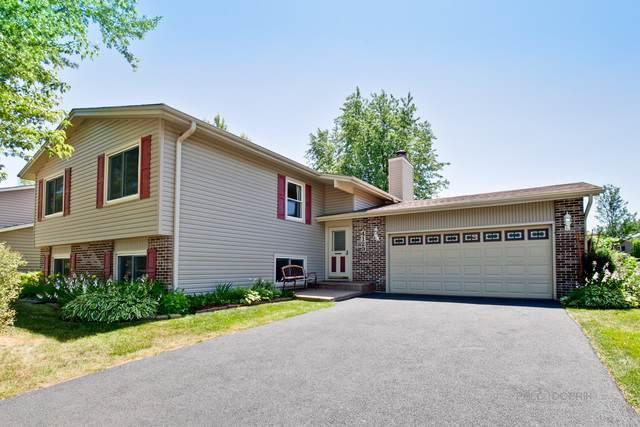4129 Crimson Drive, Hoffman Estates, IL 60192 (MLS #10453159) :: The Wexler Group at Keller Williams Preferred Realty