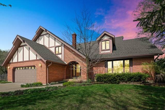 3505 Wilshire Drive, Hoffman Estates, IL 60067 (MLS #10453174) :: Baz Realty Network | Keller Williams Elite