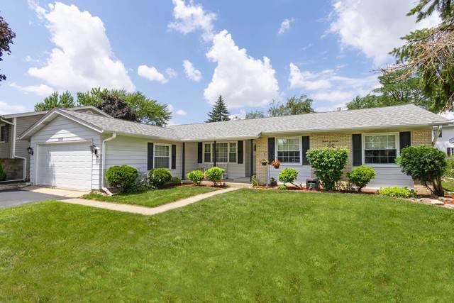 1207 Dover Lane, Elk Grove Village, IL 60007 (MLS #10453271) :: The Wexler Group at Keller Williams Preferred Realty