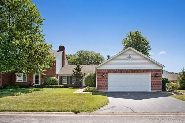 1 Douglas Drive, Sugar Grove, IL 60554 (MLS #10453279) :: Berkshire Hathaway HomeServices Snyder Real Estate