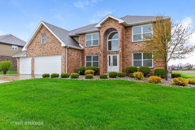 3101 Hermes Drive, Olympia Fields, IL 60461 (MLS #10453289) :: The Wexler Group at Keller Williams Preferred Realty