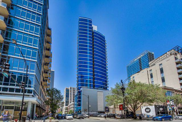 110 W Superior Street #2301, Chicago, IL 60654 (MLS #10453299) :: Berkshire Hathaway HomeServices Snyder Real Estate
