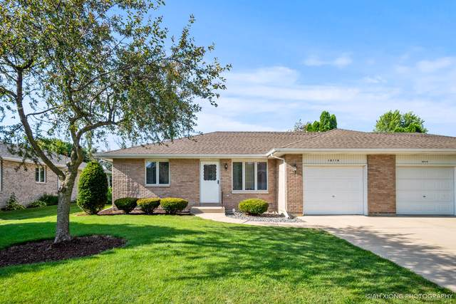 1011 John Street A, Yorkville, IL 60560 (MLS #10453304) :: Berkshire Hathaway HomeServices Snyder Real Estate
