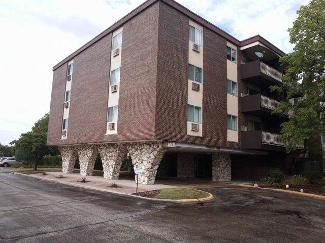 1301 S Finley Road #418, Lombard, IL 60148 (MLS #10453338) :: The Perotti Group | Compass Real Estate