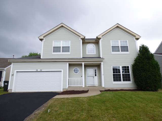 3030 Banbury Lane, Lake In The Hills, IL 60156 (MLS #10453351) :: Berkshire Hathaway HomeServices Snyder Real Estate