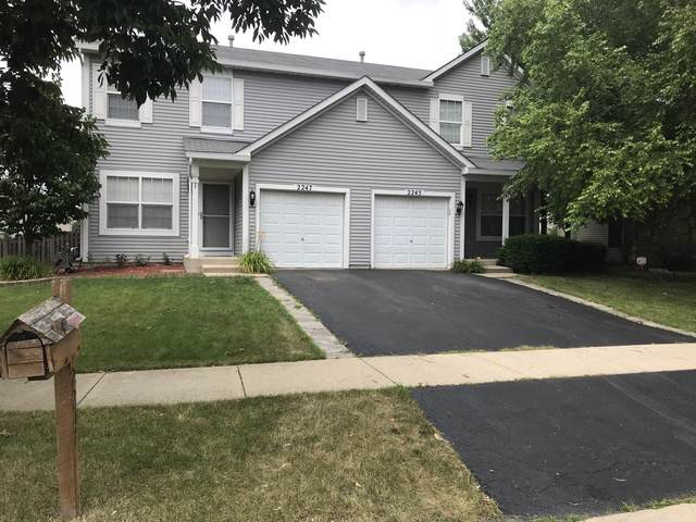 2247 Margaret Drive, Montgomery, IL 60538 (MLS #10453368) :: Berkshire Hathaway HomeServices Snyder Real Estate