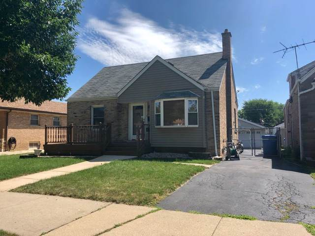 10741 S Homan Avenue, Chicago, IL 60655 (MLS #10453381) :: Angela Walker Homes Real Estate Group