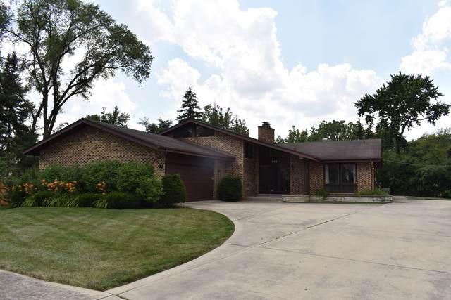 448 Ridge Court, Roselle, IL 60172 (MLS #10453396) :: Ani Real Estate