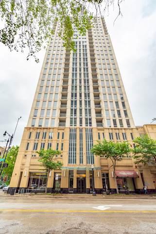 1250 S Michigan Avenue #1405, Chicago, IL 60605 (MLS #10453447) :: Baz Realty Network | Keller Williams Elite