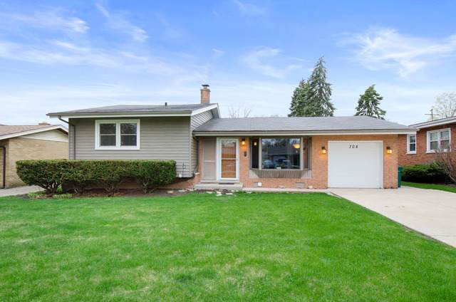 708 S Ahrens Avenue, Lombard, IL 60148 (MLS #10453455) :: The Perotti Group | Compass Real Estate