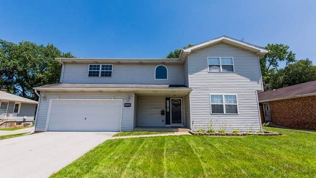 1003 Hirsch Boulevard, Calumet City, IL 60409 (MLS #10453491) :: Property Consultants Realty