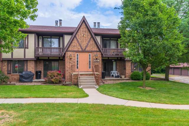 2008 Tracy Drive #1, Bloomington, IL 61704 (MLS #10453497) :: Property Consultants Realty