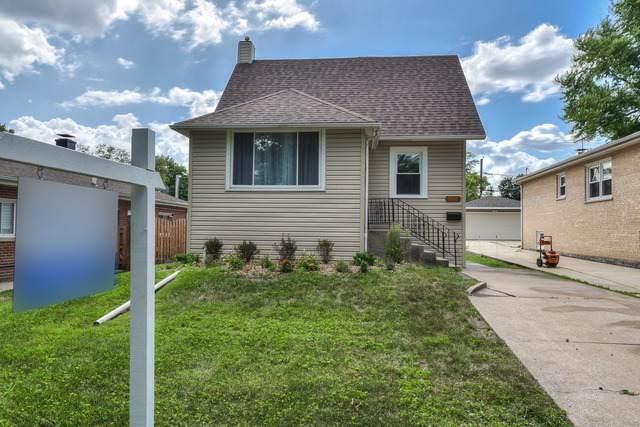 1430 N Ashbel Avenue, Berkeley, IL 60163 (MLS #10453502) :: Angela Walker Homes Real Estate Group