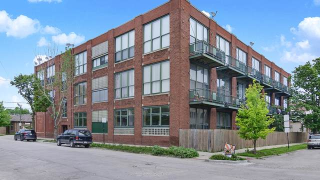 2654 W Medill Avenue #104, Chicago, IL 60647 (MLS #10453510) :: Berkshire Hathaway HomeServices Snyder Real Estate