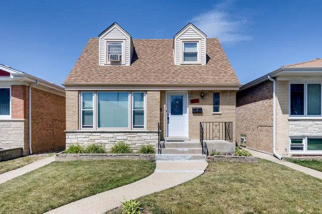 3316 N Panama Avenue, Chicago, IL 60634 (MLS #10453611) :: The Perotti Group   Compass Real Estate
