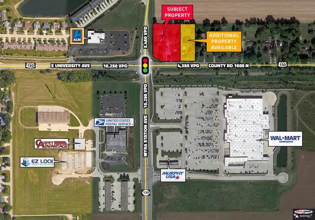 3202 E University Avenue, Urbana, IL 61802 (MLS #10453629) :: The Mattz Mega Group