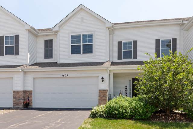 1403 Isle Royale Court, Pingree Grove, IL 60140 (MLS #10453650) :: The Perotti Group | Compass Real Estate