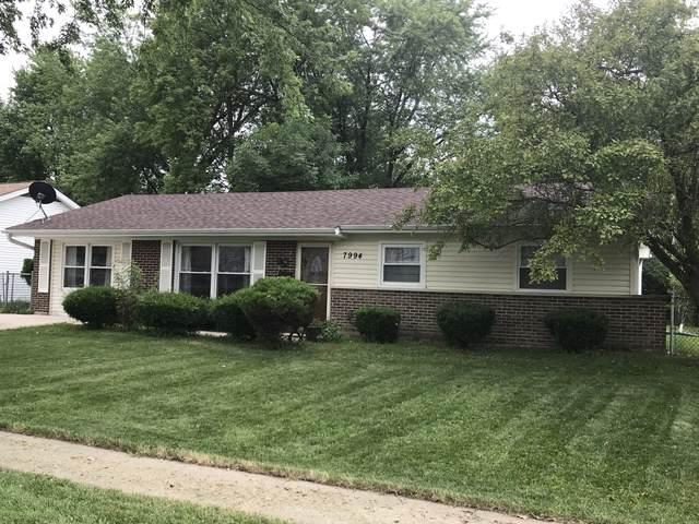 7994 Kensington Lane, Hanover Park, IL 60133 (MLS #10453659) :: Ani Real Estate