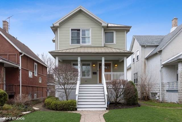 4919 W Pensacola Avenue, Chicago, IL 60641 (MLS #10453665) :: Baz Realty Network | Keller Williams Elite