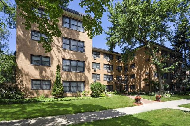 500 Washington Boulevard #306, Oak Park, IL 60302 (MLS #10453670) :: The Perotti Group | Compass Real Estate