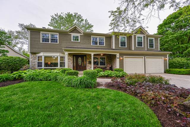688 Plumtree Road, Glen Ellyn, IL 60137 (MLS #10453687) :: The Perotti Group | Compass Real Estate