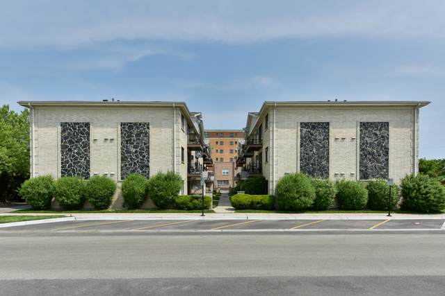 7206 W Cortland Street #208, Elmwood Park, IL 60707 (MLS #10453720) :: The Perotti Group | Compass Real Estate