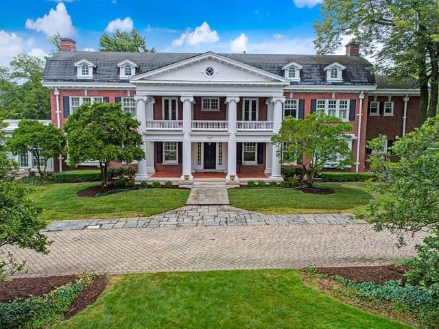419 S Oak Street, Hinsdale, IL 60521 (MLS #10453721) :: Ryan Dallas Real Estate