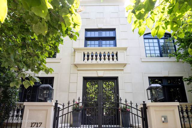 1717 N Hermitage Avenue, Chicago, IL 60622 (MLS #10453731) :: Property Consultants Realty