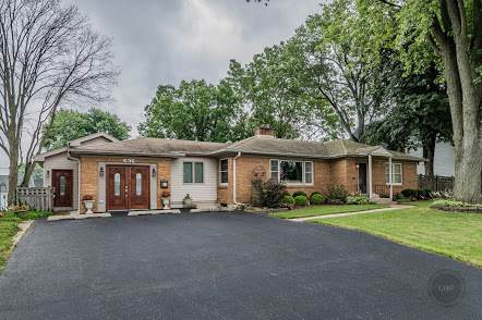 636 S Webster Street, Naperville, IL 60540 (MLS #10453784) :: The Perotti Group | Compass Real Estate