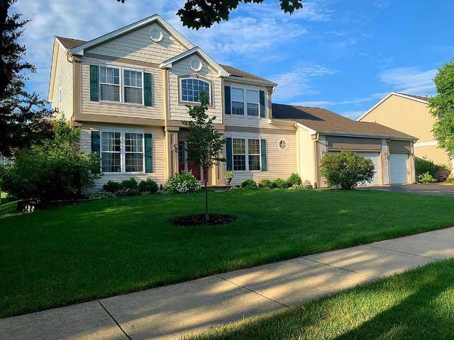 1001 Vineyard Lane, Aurora, IL 60502 (MLS #10453830) :: Property Consultants Realty