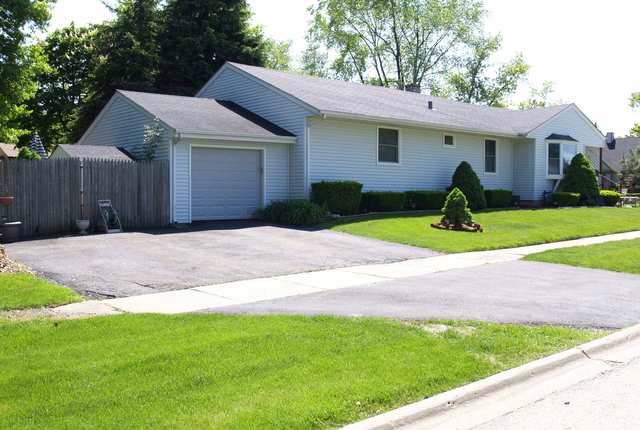 151 E Daniels Road, Palatine, IL 60067 (MLS #10453901) :: Baz Realty Network   Keller Williams Elite