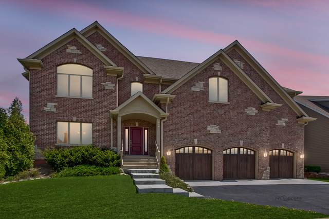 860 Peninsula Drive, Wauconda, IL 60084 (MLS #10453909) :: Berkshire Hathaway HomeServices Snyder Real Estate
