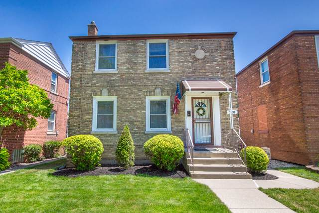 5131 S Mayfield Avenue, Chicago, IL 60638 (MLS #10453934) :: The Perotti Group | Compass Real Estate