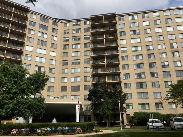 6933 N Kedzie Avenue #601, Chicago, IL 60645 (MLS #10453954) :: The Perotti Group | Compass Real Estate