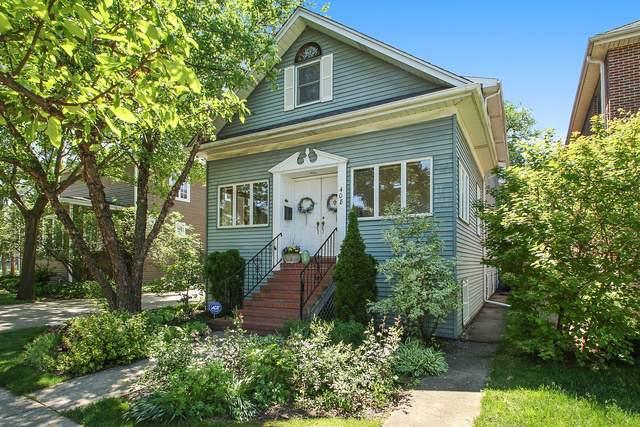 408 S Greenwood Avenue, Park Ridge, IL 60068 (MLS #10453962) :: Ryan Dallas Real Estate
