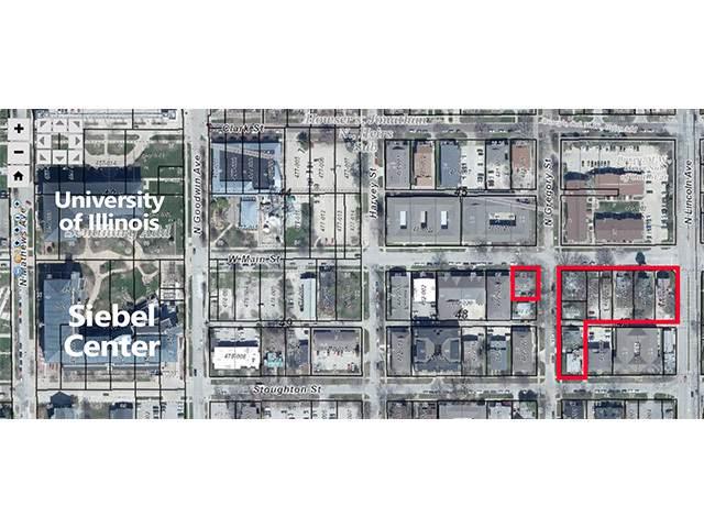 901 W Main Street, Urbana, IL 61801 (MLS #10453987) :: The Mattz Mega Group