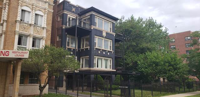 6920 S South Shore Drive 3A, Chicago, IL 60649 (MLS #10454026) :: The Perotti Group | Compass Real Estate
