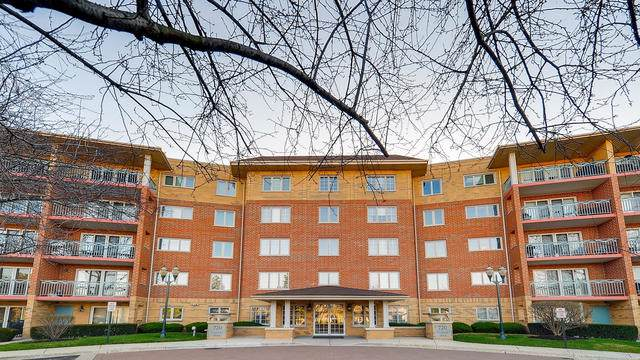 720 Creekside Drive #108, Mount Prospect, IL 60056 (MLS #10454084) :: The Perotti Group | Compass Real Estate
