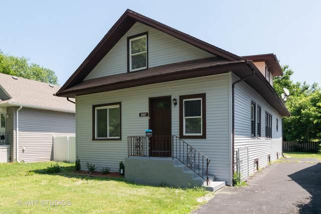 2005 S 2nd Avenue, Maywood, IL 60153 (MLS #10454090) :: Lewke Partners