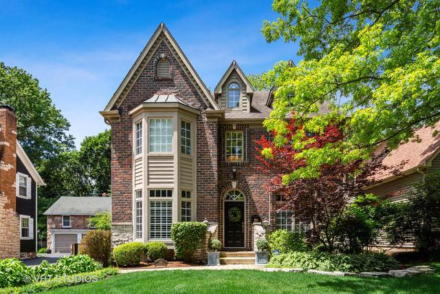 355 S Columbia Street, Naperville, IL 60540 (MLS #10454147) :: The Perotti Group | Compass Real Estate