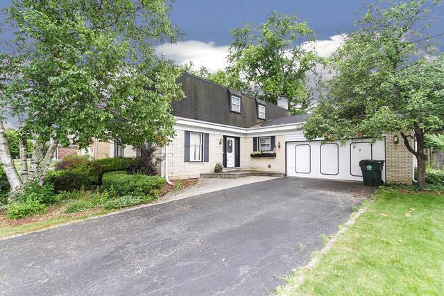 2730 N Harvard Avenue, Arlington Heights, IL 60004 (MLS #10454163) :: The Perotti Group | Compass Real Estate