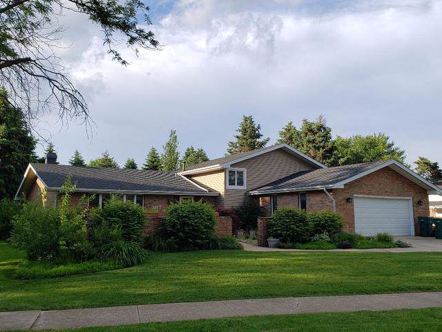 3117 Rosemont Drive, Joliet, IL 60435 (MLS #10454173) :: Ryan Dallas Real Estate