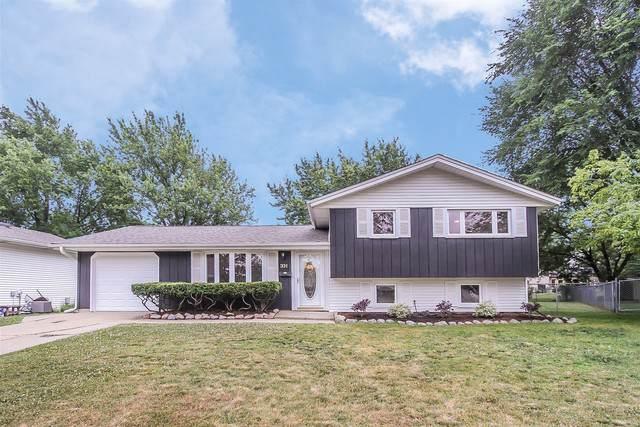 331 Milan Court, Schaumburg, IL 60193 (MLS #10454185) :: Berkshire Hathaway HomeServices Snyder Real Estate