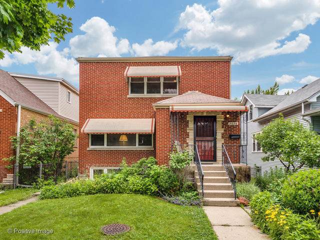 2628 N 74TH Avenue, Elmwood Park, IL 60707 (MLS #10454205) :: The Perotti Group | Compass Real Estate