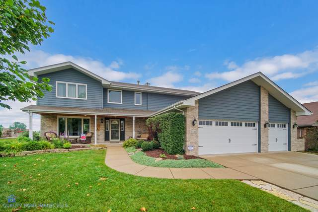7432 Ridgefield Lane, Tinley Park, IL 60487 (MLS #10454244) :: Property Consultants Realty