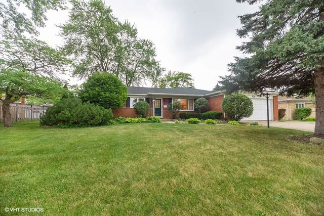 539 W Dempster Street, Des Plaines, IL 60016 (MLS #10454278) :: Berkshire Hathaway HomeServices Snyder Real Estate