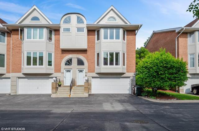 7013 Lorel Avenue, Skokie, IL 60077 (MLS #10454281) :: The Perotti Group | Compass Real Estate