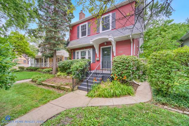 316 Taylor Avenue, Glen Ellyn, IL 60137 (MLS #10454282) :: The Perotti Group | Compass Real Estate