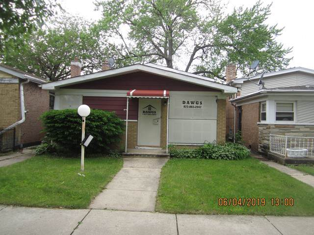 9142 S Union Avenue, Chicago, IL 60620 (MLS #10454299) :: The Perotti Group   Compass Real Estate