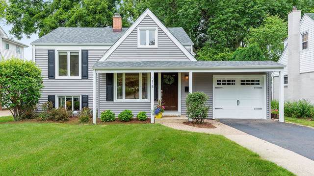 318 May Avenue, Glen Ellyn, IL 60137 (MLS #10454348) :: The Perotti Group | Compass Real Estate
